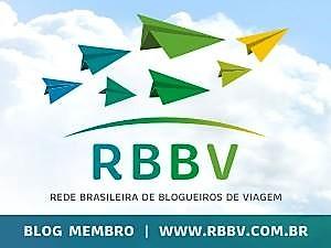RBBV - Rede Brasileira de Blogueiros de Viagem